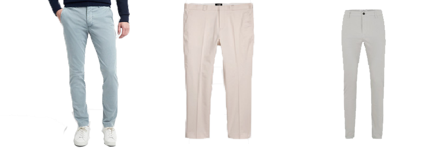 pantaloni smart casual